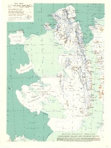 Royal geographical society maps map catalogue aadc british antarctic territory alexander island and charcot island sciox Images