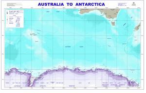 Australia to Antarctica
