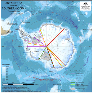 Antarctica and the Southern Ocean : Territorial Claims