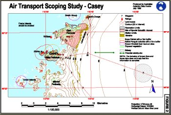 Air Transport Scoping Study - Casey