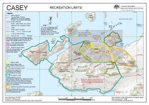 Casey: Recreation Limits