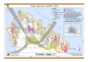 Cape Denison (ASPA 162) (Helicopter Operations)