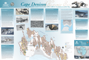 Cape Denison Historic Site<br>