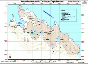 Australian Antarctic Territory - Cape Denison