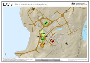 Davis: Critical safety map for non-English speaking visitors
