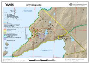 Davis: Station Limits