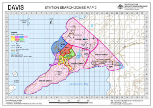 Davis: Station Search Zones Map 2