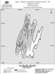 Antarctic Specially Protected Area No. 102<br>