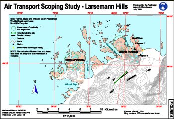 Air Transport Scoping Study - Larsemann Hills