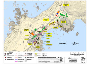 Annex B: Macquarie Island Spill Risk Assessment Map<br>