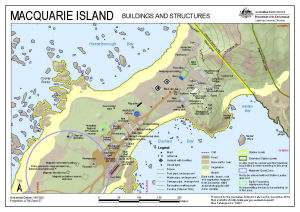 Macquarie Island: Buildings and Structures