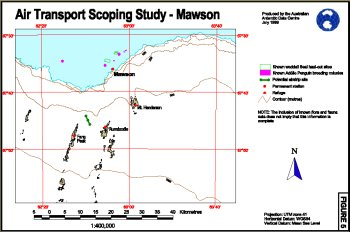 Air Transport Scoping Study - Mawson