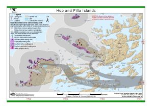 Hop and Filla Islands (Helicopter Operations)