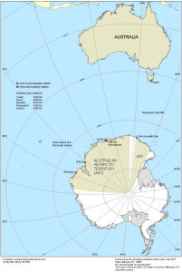 Australia and the Australian Antarctic Territory