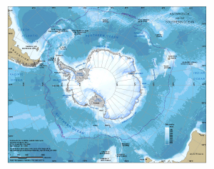 Antarctica and the Southern Ocean