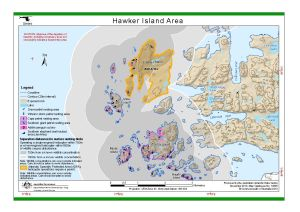 Hawker Island Area (Helicopter Operations)