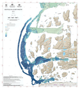 Vestfold Hills Bathymetry<br>