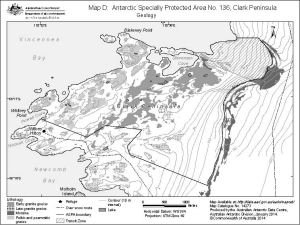 Antarctic Specially Protected Area No. 136<br>