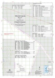 Windmill Islands : Map 5 of 5